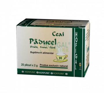 Ceai de Paducel (frunze, flori)